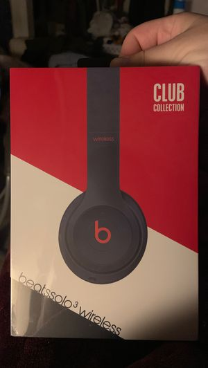 Beats Solo 3 Wireless Club Collection for Sale in Lutz, FL