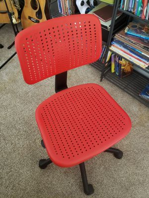Two office chairs $5 each for Sale in Lawrenceville, GA