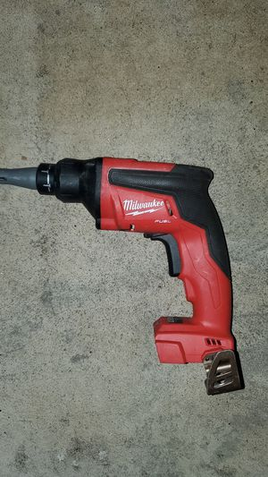 Milwaukee dry wall gun for Sale in Haverhill, MA