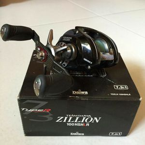Daiwa Zillion for Sale in Hoffman Estates, IL
