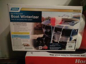 Winterize boat kit for Sale in Edgewood, WA