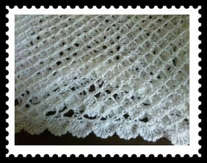 Wedding Shawl(Lovers knot stitch) for Sale in Tacoma, WA