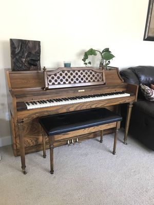KINCAID PIANO w/CHAIR for Sale in Portland, OR