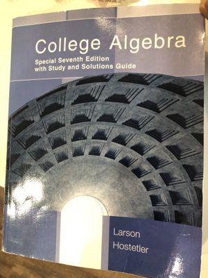 Math Book for Sale in Atlanta, GA