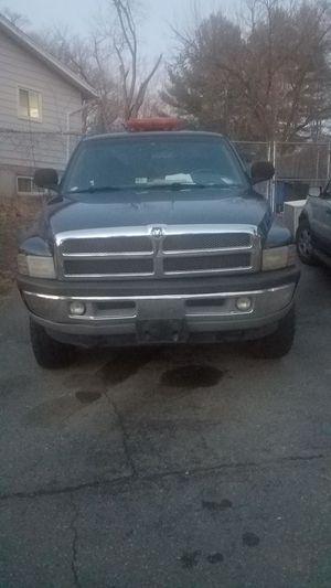 Dodge ram 2001 for Sale in Rockville, MD