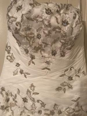 Wedding Dress for Sale in RIVERSIDE, CA