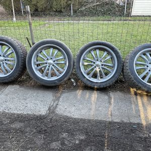 """6 Lug 22"""" Rims for Sale in Morrisville, PA"""