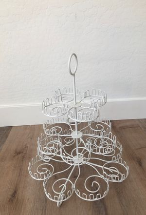Cupcake holder tiered for Sale in Gilbert, AZ