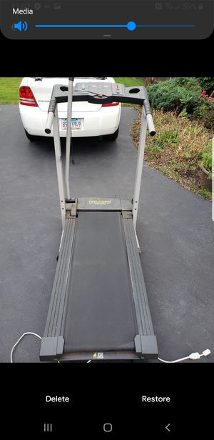 Used folding Treadmill working for Sale in Addison, IL