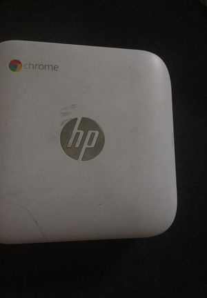 Hp chrome box for Sale in Hartford, CT