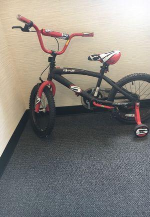 Surge boys bike with training wheels for Sale in Leesburg, VA
