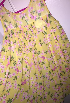 H&M Little girl summer dress (8-9 years) for Sale in Silver Spring, MD