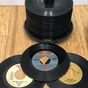 Vintage 45 Records for Sale in Los Angeles, CA