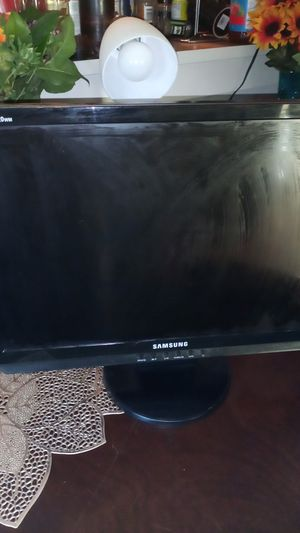 Samsung Computer 22 inch Monitor cost $125 sacrifice $25 for Sale in Playa del Rey, CA