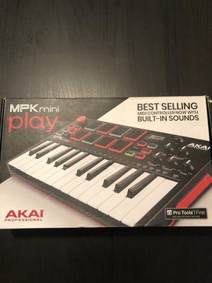 Akai MIDI Keyboard for Sale in Phoenix, AZ