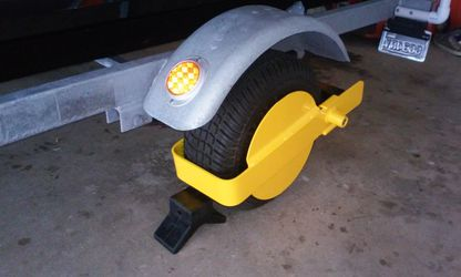 Trailer tire boot for Sale in Orlando,  FL
