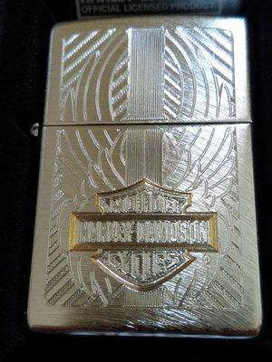 Zippo Harley Davidson eagle 28486 for Sale in Los Angeles, CA