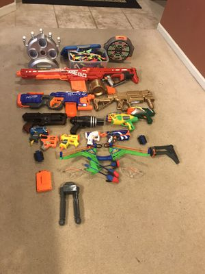 Nerf guns for Sale in Vacaville, CA