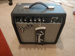 Fender guitar amp new for Sale in Germantown, MD