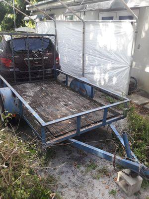 Trailer 5x8 for Sale in West Palm Beach, FL