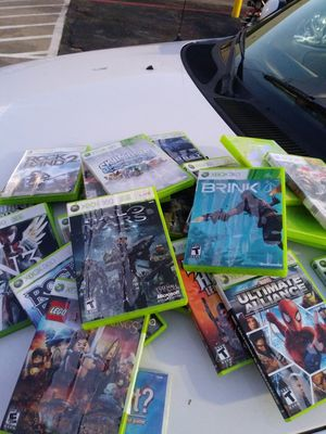 $$$ XBOX 360 GAMES $$$ for Sale in Rockwall, TX
