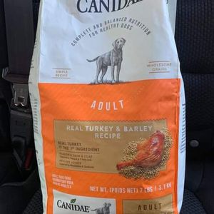 CANIDAE 2 Bags (7lbs) Turkey & Chicken for Sale in Commerce, CA