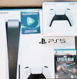 🎮Ps5 Disc🎮 Version New And Seald Playstation 5!!!🎮 for Sale in Tempe,  AZ