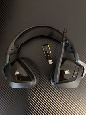Corsair pro headsets for Sale in Lakeland, FL
