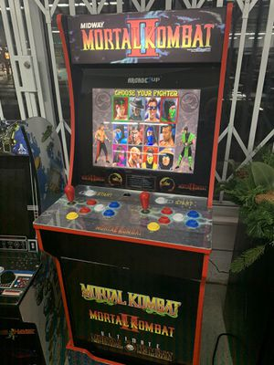 Arcade game/stool for Sale in Seattle, WA
