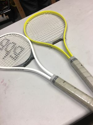 Tennis rackets for Sale in Oakland, CA