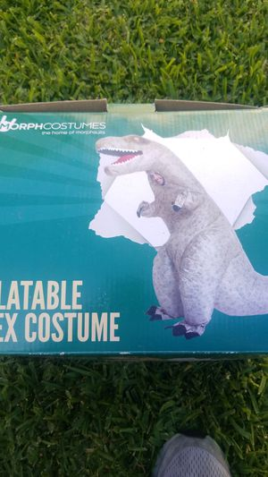 Inflatable T-Rex Costume for Sale in Bell, CA