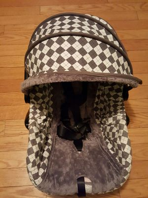 Argyle Print Infant Car Seat Cover for Sale in Orlando, FL
