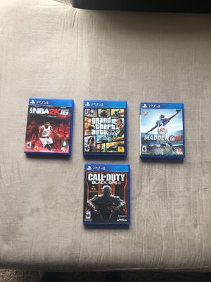 PS4 Games for Sale in Atlanta, GA