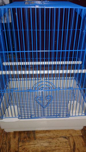 Blue Bird Cage for Sale in The Bronx, NY