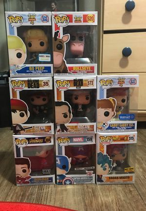 Funko pops for Sale in Dallas, TX