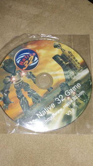 Headrest Dvd Player Monitor Native 32 Bit Game Cds for Sale in Nashville, TN
