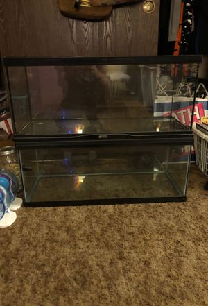 Two 20 gallon tanks for Sale in Stockton, CA