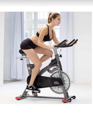 Indoor Cycling Bike-Belt Drive Indoor Magnetic Exercise Bike,Stationary Cycle Bike for Home Cardio Gym Workout for Sale in Corona, CA