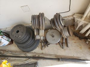 Weights for Sale in Corona, CA