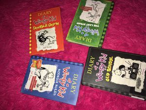 Diary of a Wimpy Kid Books for Sale in Montgomery, AL