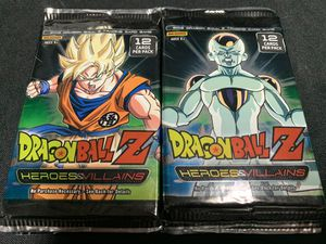 DragonBall Z Heroes & Villains for Sale in Glendale, AZ