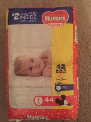 Huggies Diapers for Sale in Charlotte, NC