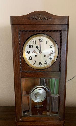 Rudolfsheimer German clock 1898 for Sale in Rancho Cucamonga, CA