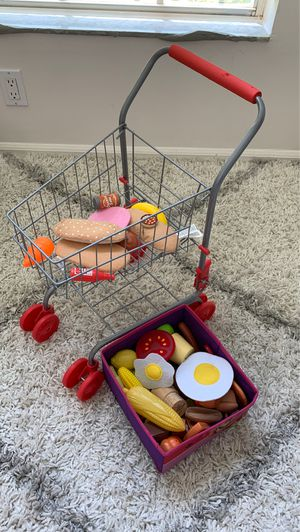 Shopping cart into a phone Melissa and Doug for Sale in FL, US