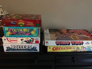 Misc. small games for Sale in White Bear Lake, MN