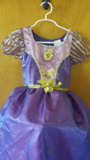 Rapunzel princess dress for Sale in Greensburg, PA