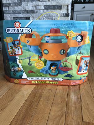 Octonauts Octopod Playset New in box for Sale in Plainfield, IL