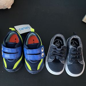 Toddler Shoes Size 4 for Sale in Largo, FL