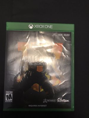 Call of Duty: Black Ops 4 for Sale in Lynchburg, VA