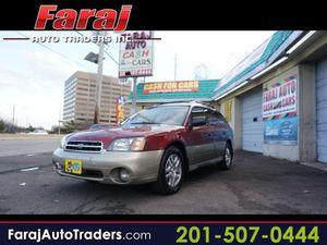2002 Subaru Legacy Wagon for Sale in Rutherford, NJ
